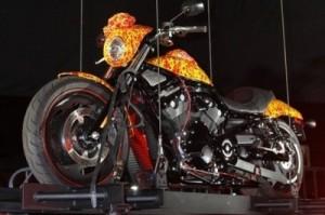 Кастом Harley от Джека Армстронга
